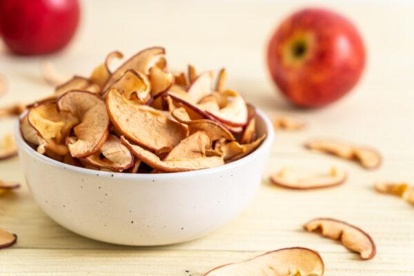 Banana and Apple Chips